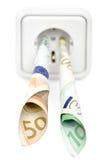 costs energy στοκ εικόνες