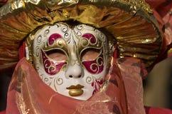 costume декоративный полный venice масленицы Стоковое Фото
