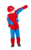 costume масленицы мальчика немногая Стоковое Изображение