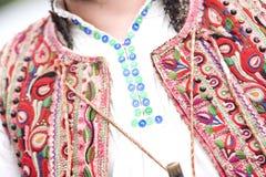 costume традиционный Стоковые Изображения