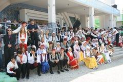 costume традиционный Стоковое Фото