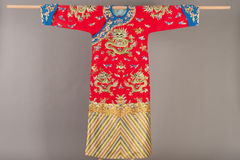 Costume of chinese theatre Royalty Free Stock Photo