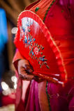 Costume cinese Fotografie Stock Libere da Diritti