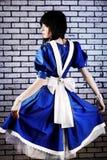 Costume d'Alice photo stock