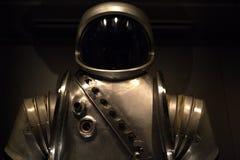 costume d'espace de prototype des années 1960 image stock