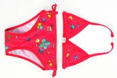 Costume da bagno colorato luminoso Immagine Stock
