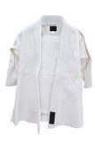 Costume de judo photographie stock libre de droits