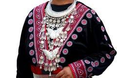 Costume de la tribu Images stock