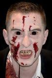 Costume del vampiro Fotografia Stock Libera da Diritti