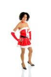 Costume della Santa Fotografia Stock Libera da Diritti