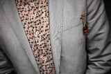 Costume detail Royalty Free Stock Photography