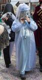 Costume ed ottavino di carnevale 2017 di Basilea Fotografia Stock Libera da Diritti
