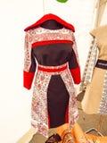 Costume-Gens traditionnels roumains de maharashtra Photos libres de droits