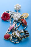 Costume jewel Royalty Free Stock Images