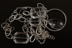 Costume jewellery Royalty Free Stock Image