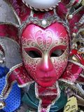 Costume Mask for Sale Royalty Free Stock Photos