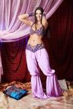 Costume oriental image libre de droits