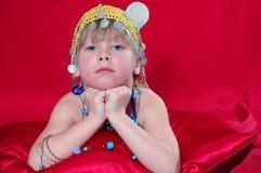 costume oriental Стоковые Фото
