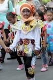 Costume parade Royalty Free Stock Image