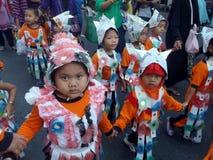 Costume parade Stock Image