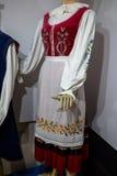 Costume polacco tradizionale Immagini Stock