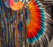 Costume sud-américain Photo libre de droits