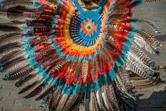 Costume sudamericano Fotografie Stock Libere da Diritti