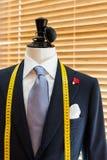 Costume sur le mannequin Image stock