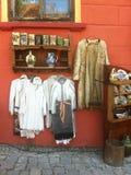 Costume traditionnel de la Transylvanie Image stock