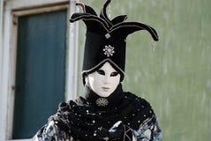 costume venice масленицы Стоковое Фото