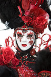 costume Venise de carnaval Photos stock