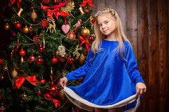 Costume for xmas Royalty Free Stock Photo