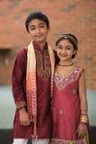 costumes показывают индийские отпрысков традиционные стоковое фото rf
