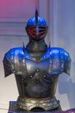 Costumes d'armure Photographie stock libre de droits