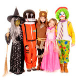 Costumes Royalty Free Stock Image