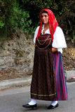 Costumes of Sardinia Royalty Free Stock Photo
