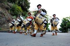 Costumes of Sardinia Stock Photo