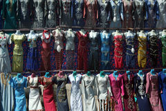 Costumi di ballo di pancia Fotografia Stock