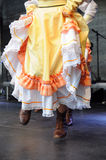 Costumi tradizionali Immagine Stock Libera da Diritti