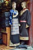Costumi tradizionali Immagini Stock