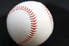 Costura del béisbol fotos de archivo libres de regalías