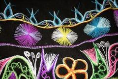 Costura tradicional da mão imagens de stock royalty free