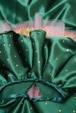 Costura y decoración de vestidos Fotografía de archivo