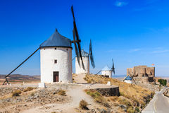 Cosuegra Spanien arkivbilder