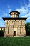 Cosuna修道院(15世纪),克拉约瓦, Oltenia,罗马尼亚 免版税库存图片