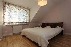 Cosy спальня стоковое фото rf