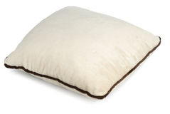 Cosy украсьте подушку Стоковая Фотография RF