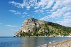 Cosy bay of the Crimea Stock Photo