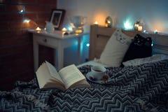 Cosy Bedroom Royalty Free Stock Photos