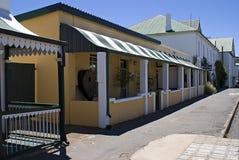 Cosy Häuser   Lizenzfreie Stockfotografie